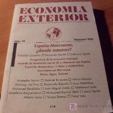 Libros de segunda mano: ECONOMIA EXTERIOR Nº 24. Lote 19063389