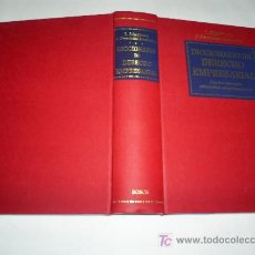 Libros de segunda mano: DICCIONARIO DE DERECHO EMPRESARIAL CON LOS CONCEPTOS ECONÓMICOS COMPLEMENTARIOS 1998 AB42395. Lote 27615866