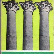 Libros de segunda mano: IGLESIAS JUAN: ESTUDIOS. HISTORIA DE ROMA. DERECHO ROMANO. DERECHO MODERNO. MADRID. 1968.. Lote 27638517