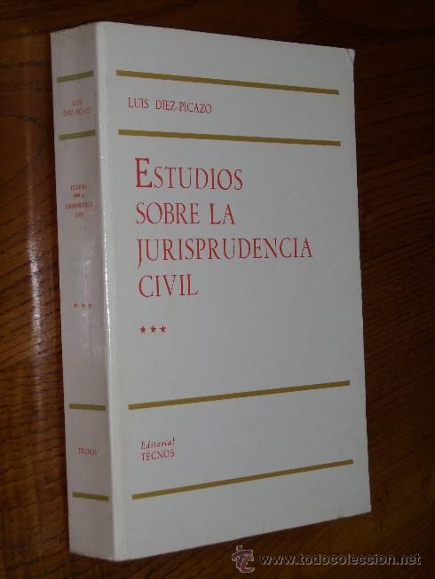 Libros de segunda mano: Sistema de Derecho Civil 3T por Luis Díez Picazo y Antonio Gullón de Ed. Tecnos en Madrid 1981 - Foto 4 - 22129139