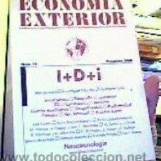 Libros de segunda mano: ECONOMÍA EXTERIOR;Nº44-I+D+I- PRIMAVERA 2008;¡NUEVO!. Lote 22357523