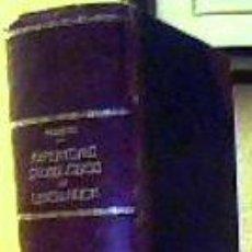 Libros de segunda mano: REPERTORIO CRONOLÓGICO DE LEGISLACIÓN 1943;ARANZADI PRIMERA EDICIÓN 1943. Lote 23929202