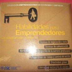 Libros de segunda mano: HABILIDADES PARA EMPRENDEDORES. VVAA. Lote 27349758