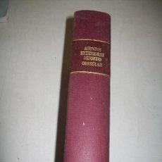 Libros de segunda mano: LA FUNCIÓN CONSULAR EN EL DERECHO ESPAÑOL-JESÚS NÚÑEZ HERNÁNDEZ-MADRID.-1980.-Y VARIÓS CAPÍTULOS MÁS. Lote 24324143