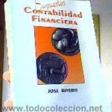 Libros de segunda mano: SUPUESTOS CONTABILIDAD FINANCIERA;JOSÉ RIVERO;TRIVIUM 1993;¡NUEVO!. Lote 27454732