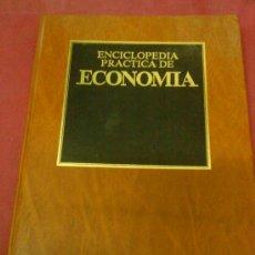 Libros de segunda mano: ENCICLOPEDIA PRÁCTICA DE ECONOMÍA. VOLUMEN VIII. ECONOMÍA SOCIEDAD Y HOMBRE. EDICIONES ORBIS S.A. Lote 26513538