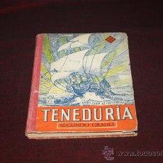 Libros de segunda mano: 1009- 'TENEDURÍA DE LIBROS POR PARTIDA DOBLE, SEGUNDO GRADO' POR EDELVIVES, AÑO 1957. Lote 27706688