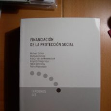 Libros de segunda mano: FINANCIACION DE LA PROTECCION SOCIAL. Lote 29929484