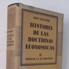 Libros de segunda mano: HISTORIA DE LAS DOCTRINAS ECONOMICAS. Lote 32027409