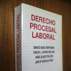 Libros de segunda mano: DERECHO PROCESAL LABORAL / TIRANT LO BLANCH LIBROS VALENCIA 1996. Lote 32260968