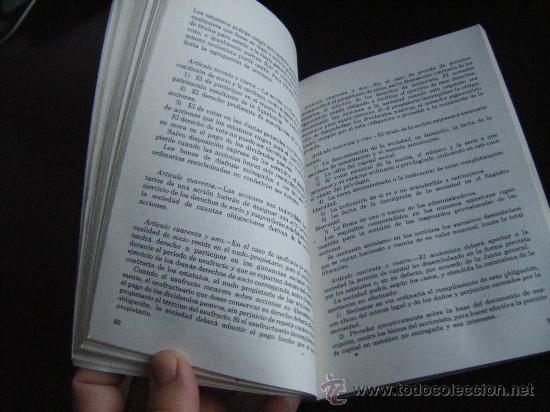 Libros de segunda mano: ABOGADO EN SU MANO, F. CARPINTERO, 1981, SALAMANCA, 189 PÁGINAS. VER FOTOS. RARO E INTERESANTE! - Foto 3 - 191800465