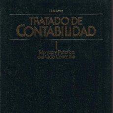 Libros de segunda mano: TRATADO DE CONTABILIDAD - I - TÉCNICA Y PRÀCTICA DEL CICLO CONTABLE - ORIOL AMAT - CEAC - 1988. Lote 34672439