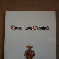 Libros de segunda mano: CONSITUCIÓN ESPAÑOLA. SENADO. . Lote 35656197