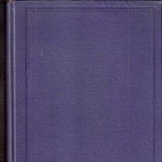 Libros de segunda mano: PSIQUIATRÍA JURÍDICA PENAL Y CIVIL. JOSÉ MARÍA CORDÓN.IGNACIO LÓPEZ SAINZ. 2ª EDICIÓN.ALDECOA 1954.. Lote 37880662