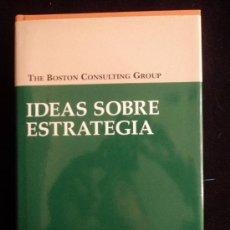 Libros de segunda mano: IDEAS SOBRE ESTRATEGIA. STERN Y TALK JR. DEUSTO. 1998 370 PAG. Lote 37930743