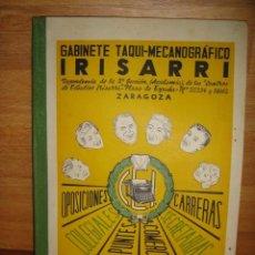 Libros de segunda mano: METODO DE MECANOGRAFIA IRISARRI - AÑO 1951. Lote 38965323