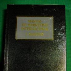 Libros de segunda mano: LIBRO MARKETING NUEVO MARKETING INTERNACIONAL DEUSTO. Lote 39537009