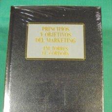 Libros de segunda mano: LIBRO MARKETING NUEVO PRINCIPALES OBJETIVOS DEL MARKETING DEUSTO. Lote 39537045