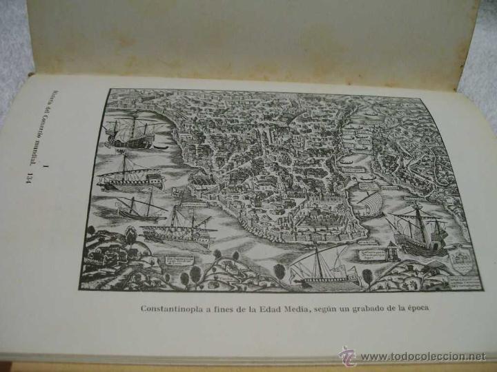 Libros de segunda mano: Historia del Comercio Mundial, M. G. Schmidt. Ed. Labor. S.X;C. Econ. Nº134.(ÑÑ4 - Foto 7 - 39666263