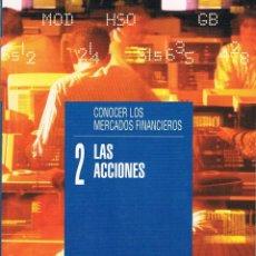 Libros de segunda mano: LAS ACCIONES. LA GACETA DE LOS NEGOCIOS. 1995. Lote 39957198