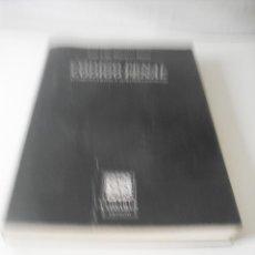 Libros de segunda mano: CÓDIGO PENAL COMENTARIOS Y JURISPRUDENCIA. JOSÉ LUIS NAVARRO PÉREZ. EDITORIAL COMARES 1988. Lote 134337461