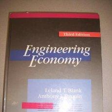 Libros de segunda mano: BLANK, LELAND T. ENGINEERING ECONOMY. Lote 221321376