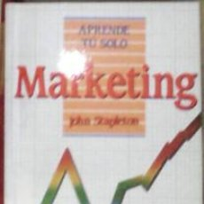 Libros de segunda mano: MARKETING, JOHN STAPLETON. Lote 41582883