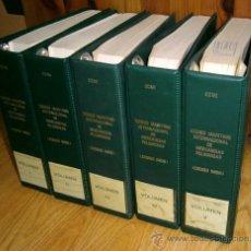 Libros de segunda mano: CÓDIGO MARÍTIMO INTERNACIONAL DE MERCANCÍAS PELIGROSAS 5T POR LA OMI DE LONDRES (MADRID 1983). Lote 42472174