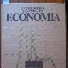 Libros de segunda mano: ENCICLOPEDIA PRÁCTICA DE ECONOMÍA. LA DEMANDA AGREGADA F. DE LA PUENTE, EUGENIO AGUILÓ, Y OTROS. Lote 42668777