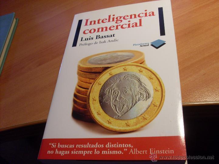 LUIS BASSAT INTELIGENCIA COMERCIAL PDF