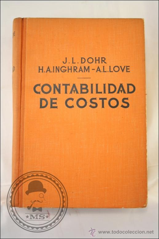Phininru Libro De Contabilidad De Costos Pedro Zapata