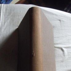 Libros de segunda mano: LAS LEYES TECNICAS Y ECONOMICAS DE LA PRODUCCION POR RAGNAR FRISCH. Lote 43511260