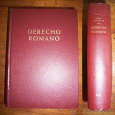Libros de segunda mano: IGLESIAS, JUAN. DERECHO ROMANO : INSTITUCIONES DE DERECHO PRIVADO. Lote 88397650