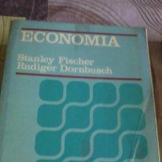 Libros de segunda mano: ECONOMÍA STANLEY FISCHER Y RUDIGER DORNBUSCH. 1065 PAG. SUB- RAYADO. EST2B3. Lote 44251268