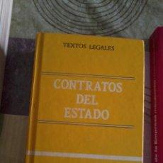 Libros de segunda mano: CONTRATOS DEL ESTADO. TEXTOS LEGALES. BOLETIN OFICIAL DEL ESTADO. EST14B3. Lote 44274322