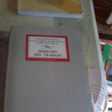 Libros de segunda mano: DERECHO DEL TRABAJO. QUINTA EDICIÓN. ALGUNAS PAGINA ESTÁ SUBRAYADA CON BOLIGRAFO. EST17B3. Lote 44773642