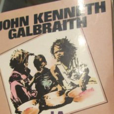 Libros de segunda mano: LA POBREZA DE LAS MASAS DE JOHN KENNETH GALBRAITH (PLAZA Y JANÉS). Lote 44924402