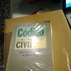 Libros de segunda mano: CÓDIGO CIVIL.ED TECNOS.. Lote 46247329