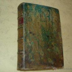 Libros de segunda mano: LEYES CIVILES DE ESPAÑA - TODO PIEL CON TEJUELO, NERVIOS Y DORADOS. Lote 46359977