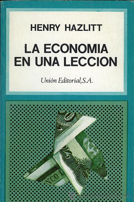 Image result for economia en una leccion