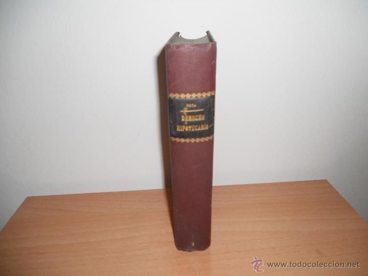 Libros de segunda mano: INSTITUCIONES DE DERECHO HIPOTECARIO TOMO 2.-RAMON M.ROCA SASTRE - Foto 2 - 48003707