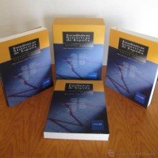Libros de segunda mano: ESTADISTICAS HISTORICAS DE ESPAÑA.SIGLOS XIX-XX. A.CARRERAS. X.TAFUNELL. E.D.FUN. BBVA.3 TOMOS.. Lote 48716370