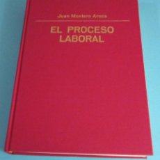Libros de segunda mano: EL PROCESO LABORAL. TOMO II. JUAN MONTERO AROCA. Lote 49618429