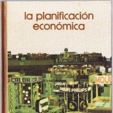 Libros de segunda mano: LA PLANIFICACION ECONOMICA - 1973. Lote 49671589