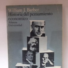 Libros de segunda mano: HISTORIA DEL PENSAMIENTO ECONÓMICO . Lote 50039695