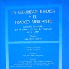 Libros de segunda mano: EL MERCADO ÚNICO EUROPEO. SUS REGLAS, SU FUNCIONAMIENTO.. Lote 51481949