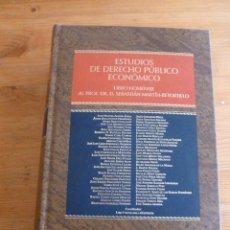 Libros de segunda mano: HOMENAJE A SEBASTIAN MARTIN-RETORTILLO.DERECHO PUBLICO ECONOMICO. ED. CIVITAS. 2003 1540PAG. Lote 51998454