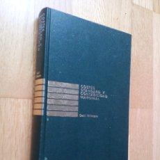 Libros de segunda mano: COSTES STANDARD Y CONTABILIDAD MARGINAL / CECIL GILLESPIE - TRADUCIDO POR D. JESÚS LANDA. Lote 54475366