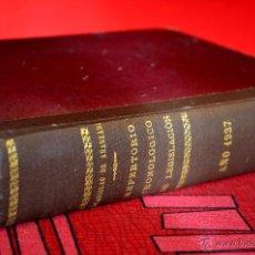 Libros de segunda mano: REPERTORIO CRONOLÓGICO DE LEGISLACIÓN, ESTANISLAO DE ARANZADI, 1937, PRIMERA EDICIÓN. Lote 54583491
