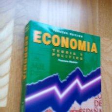 Libros de segunda mano: ECONOMÍA TEORÍA Y POLÍTICA / FRANCISCO MOCHÓN / TERCERA EDICIÓN, 1995. Lote 55341674